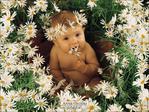 """Предпросмотр - Схема вышивки  """"Малышка """" - Схемы автора  """"Garachka..."""