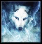 ������� Alone_White_Wolf