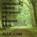 Профиль ALEX_COM