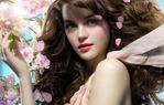 С приходом весны не только природа, но и девушки стараются преобразить свой внешний вид.