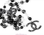 Точные копии элитных украшений Chanel.