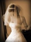 самая красивая невеста.