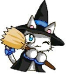 ������� Cat_-_witch
